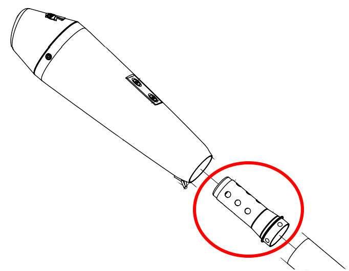 Dbkiller primario tubo perforado