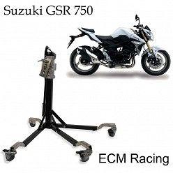 Elevador central de moto racing ECM para Suzuki GSR 750
