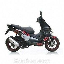 Escape Sito Aprilia SR 50 R Factory (carburacion) 2004-2012 homologado 0732
