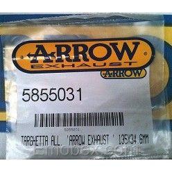 Pegatina escape Arrow con remaches ref 5855031