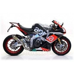Escape Arrow Aprilia RSV4 RR - RF 2015-2016 GP2 Full Titanio