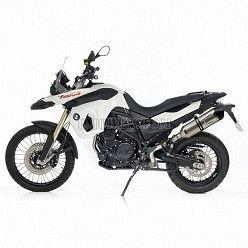 Escape Leovince LV EVO Inox BMW F650 GS 2008-2012 8287E