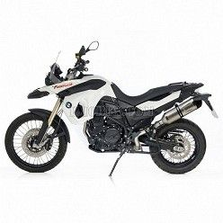 Escape Leovince LV EVO Inox BMW F800 GS 2008-2016 8287E