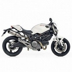 Escapes Leovince LV EVO Inox Ducati Monster 696 2008-2014 8281E