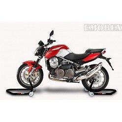 Caballete delantero moto con soporte tipo universal para Aprilia Mana