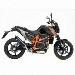 Escape Leovince LV EVO Carbono KTM 690 DUKE 2012-2015 8703E