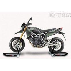 Caballete delantero moto con soporte tipo universal para Aprilia Dorsoduro