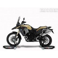 Caballete delantero moto con soporte tipo universal para BMW F 800 GS