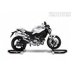 Caballete delantero moto con soporte tipo universal para Ducati Monster 696