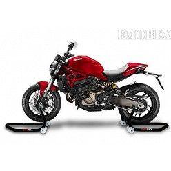 Caballete delantero moto con soporte tipo universal para Ducati Monster 891