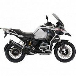 Escape Leovince LV EVO Carbono BMW R 1200 GS 2013-2016 8787E
