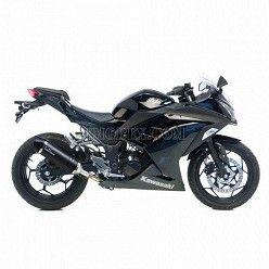Escape Leovince LV EVO Carbono Kawasaki Ninja 300 2013-2016 8741E