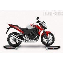 Caballete delantero moto con soporte tipo universal para Honda CBR 500 R - CB 500