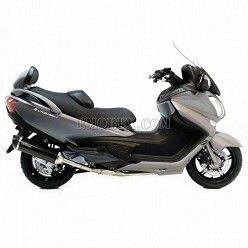 Grupo completo Leovince Nero Suzuki Burgman 650 2013-2015 14002