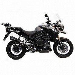 Escape Leovince Nero Triumph Tiger Explorer 1200 2012-2015 14004