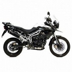 Escape Leovince Nero Triumph Tiger 800 - XC 2011-2016 14006