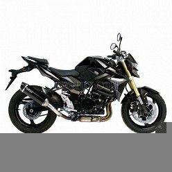 Escape Leovince Nero Suzuki GSR 750 2011-2016 14010