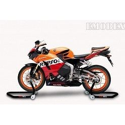 Caballete delantero moto con soporte tipo universal para Honda CBR 600 RR