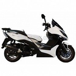 Escape Leovince Nero Kymco Xciting 400 2012-2016 14011