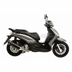 Escape Leovince Nero Piaggio Beverly 300 2010-2015 14024