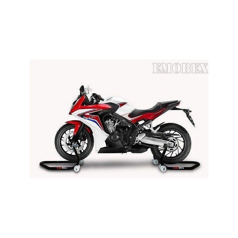 Caballete delantero moto con soporte tipo universal para Honda CB650F