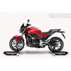 Caballete delantero moto con soporte tipo universal para Honda NC 700 - 750 X-S