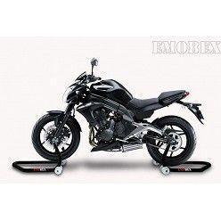Caballete delantero moto con soporte tipo universal para Kawasaki Er6-N-F