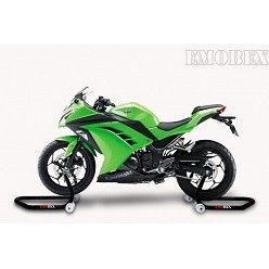 Caballete delantero moto con soporte tipo universal para Kawasaki Ninja 250-300