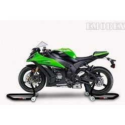 Caballete delantero moto con soporte tipo universal para Kawasaki ZX-10
