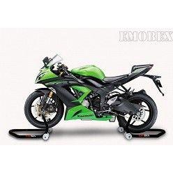 Caballete delantero moto con soporte tipo universal para Kawasaki ZX-6R