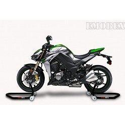 Caballete delantero moto con soporte tipo universal para Kawasaki Z1000