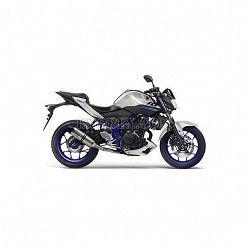 Escape completo Leovince LV EVO Carbono Yamaha MT-03 2016-2018