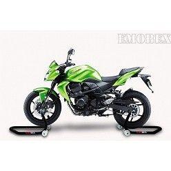 Caballete delantero moto con soporte tipo universal para Kawasaki Z750