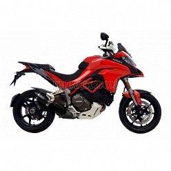 Escape Leovince LV EVO Carbono Ducati Multistrada 1200S 2015-2016 14130E