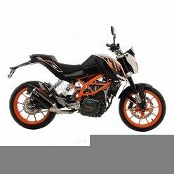 Escape Leovince LV EVO Carbono KTM Duke 390 2013-2016 14165E