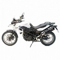 Escape Leovince LV EVO Carbono BMW F700 GS 2013-2017 8288E