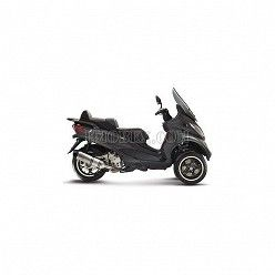 Escape Leovince LV EVO Inox Piaggio MP3 LT 500 Business 2011-2016 8490E