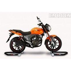 Caballete delantero moto con soporte tipo universal para Keeway RKS - RKV 125