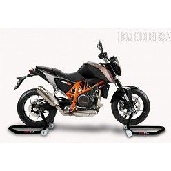 Caballete delantero moto con soporte tipo universal para KTM 690 Duke
