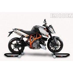 Caballete delantero moto con soporte tipo universal para KTM 990 SuperDuke