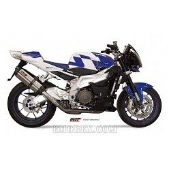 Escapes MIVV Aprilia Tuono Fighter 1000 2006-2010 Suono Inox A.004.L7