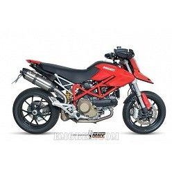 Escape MIVV Ducati Hypermotard 1100 Suono Inox D.022.L7