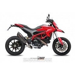 Escape MIVV Ducati Hypermotard 821 Suono Steel Black D.029.L9
