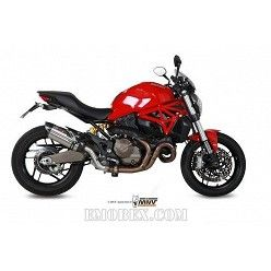 Escape MIVV Ducati Monster 821 Suono Inox D.030.L7