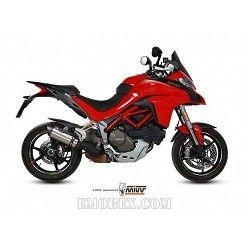 Escape MIVV Ducati Multistrada 1200 Suono Inox D.034.L7