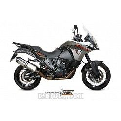 Escape MIVV KTM 1050 Adventure Speed Edge Inox KT.017.LRX