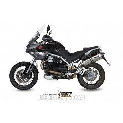 Escape MIVV Moto Guzzi STELVIO Speed Edge Inox M.009.LRX