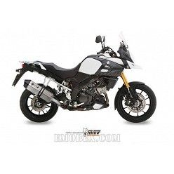 Escape MIVV Suzuki DL V-Strom 1000 Speed Edge Inox S.042.LRX