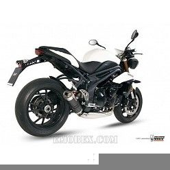 Escape MIVV Triumph Speed Triple 1050 2011-2015 GP Carbono T.012.L2S