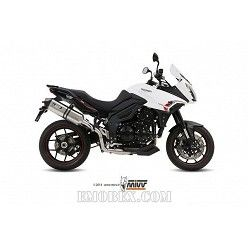 Escape MIVV Triumph Tiger 1050 Sport Speed Edge Inox T.014.LRX